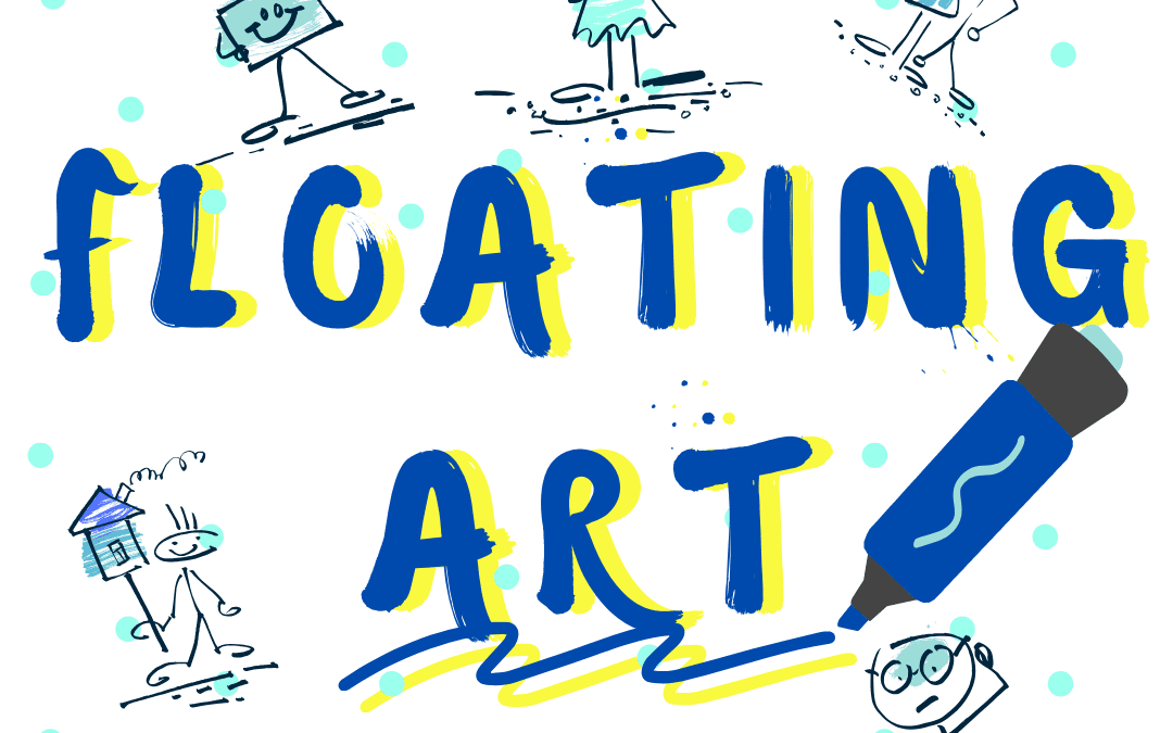 Floating Art!