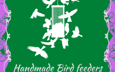 Handmade Bird Feeders