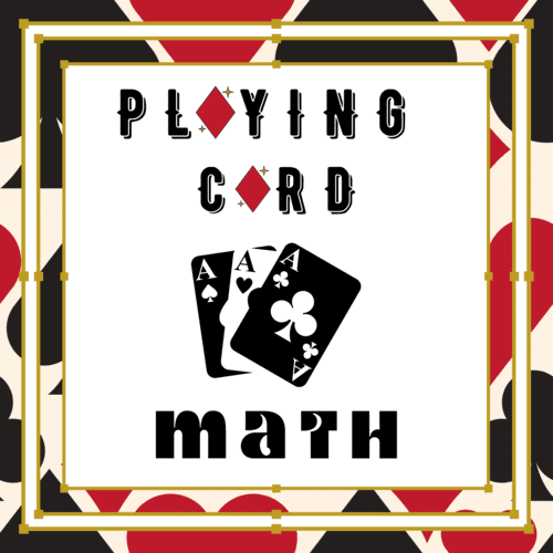Playing Card Math